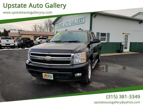 Upstate Auto Gallery >> 2011 Chevrolet Silverado 1500 For Sale In Westmoreland Ny