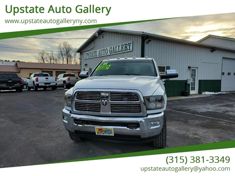 Upstate Auto Gallery >> 2011 Ram Ram Pickup 2500 For Sale In Westmoreland Ny
