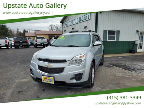 2011 Chevrolet Equinox for sale in Westmoreland, NY