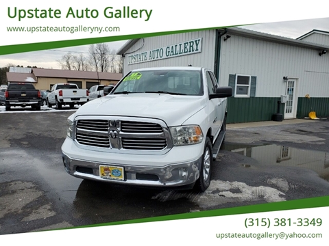 Upstate Auto Gallery >> Ram Ram Pickup 1500 For Sale In Westmoreland Ny Upstate
