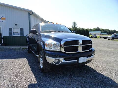 2007 Dodge Ram Pickup 2500 for sale in Westmoreland, NY