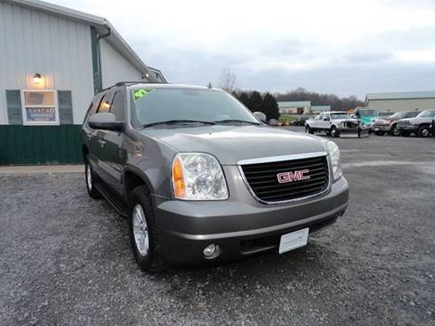 2007 GMC Yukon for sale at Upstate Auto Gallery in Westmoreland NY