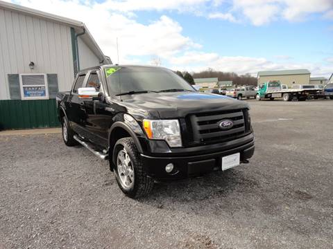 2009 Ford F-150 for sale at Upstate Auto Gallery in Westmoreland NY