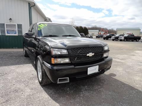2003 Chevrolet Silverado 1500 SS for sale in Westmoreland, NY