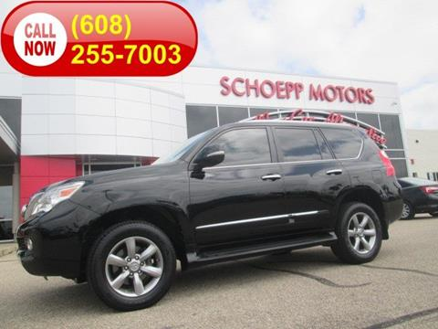 2013 Lexus GX 460 for sale in Middleton, WI