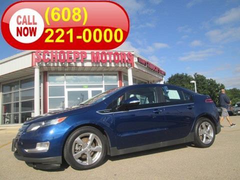 2012 Chevrolet Volt for sale in Middleton, WI