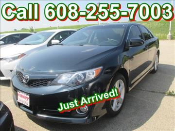 2014 Toyota Camry for sale in Middleton, WI