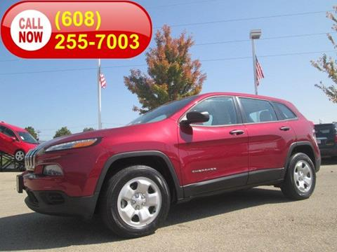 2016 Jeep Cherokee for sale in Middleton, WI