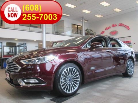 2017 Ford Fusion Energi for sale in Middleton, WI