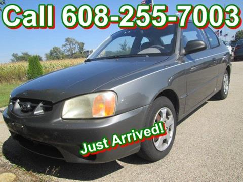 2002 Hyundai Accent for sale in Middleton, WI