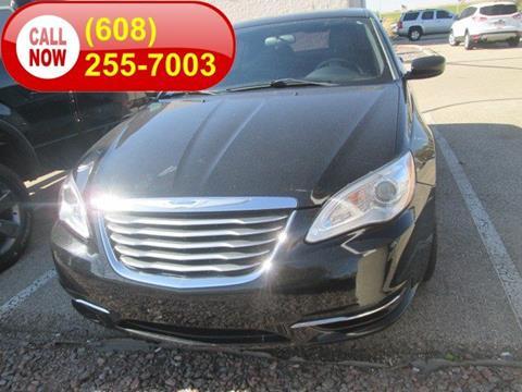 2012 Chrysler 200 for sale in Middleton, WI