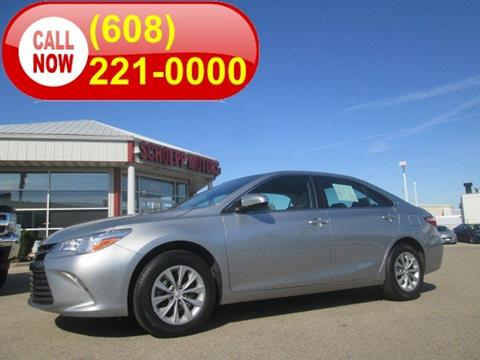 2017 Toyota Camry for sale in Middleton, WI