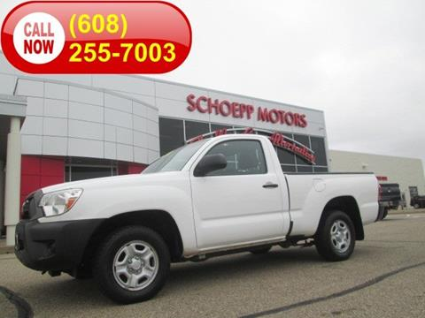 2013 Toyota Tacoma for sale in Middleton, WI
