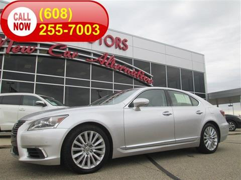 2013 Lexus LS 460 for sale in Middleton, WI