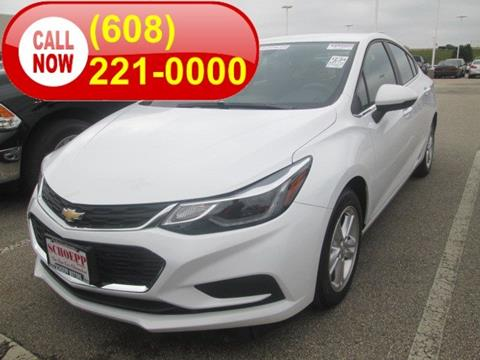 2017 Chevrolet Cruze for sale in Middleton, WI