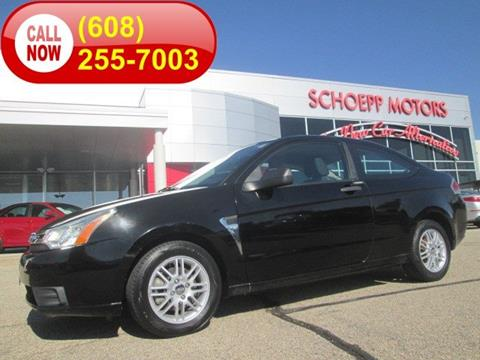 2008 Ford Focus for sale in Middleton, WI