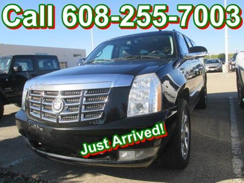 2007 Cadillac Escalade ESV for sale in Middleton, WI
