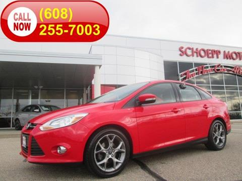 2013 Ford Focus for sale in Middleton, WI