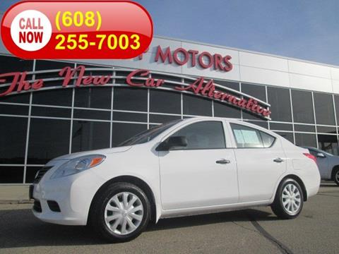 2013 Nissan Versa for sale in Middleton, WI