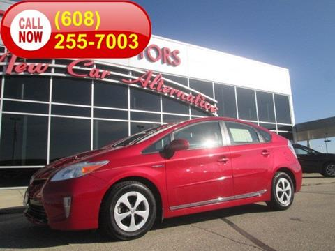 2013 Toyota Prius for sale in Middleton, WI