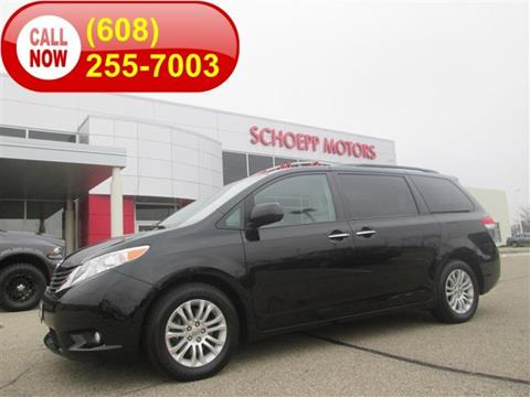 2014 Toyota Sienna for sale in Middleton, WI