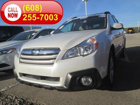 2013 Subaru Outback for sale in Middleton, WI
