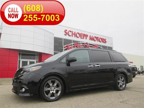 2015 Toyota Sienna for sale in Middleton, WI