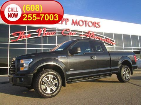2015 Ford F-150 for sale in Middleton, WI