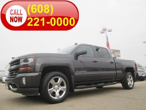 Used Chevrolet Silverado 1500 For Sale In Middleton Wi