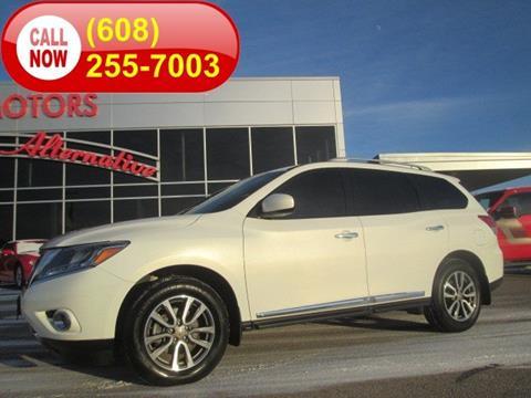 Nissan Pathfinder For Sale In Middleton Wi