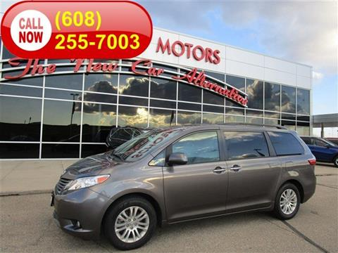 Used toyota sienna for sale in wisconsin for Schoepp motors middleton wi