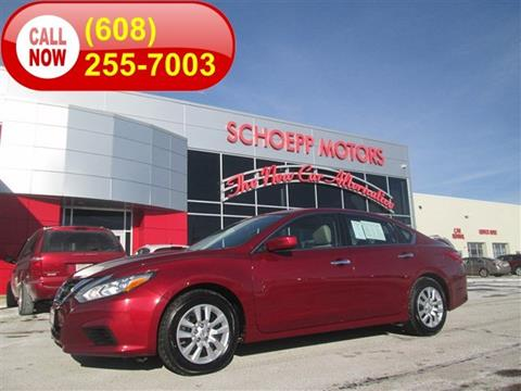 Nissan Altima For Sale In Middleton Wi