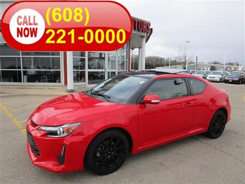 Used scion tc for sale in wisconsin for Schoepp motors middleton wi