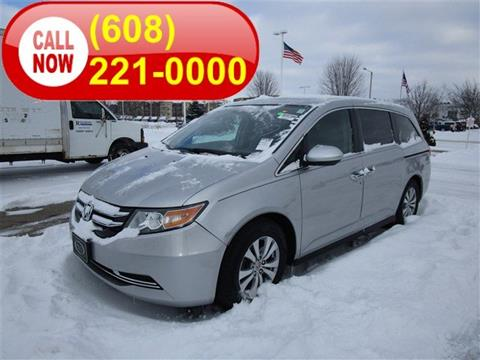 Used minivans for sale in middleton wi for Schoepp motors middleton wi