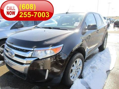 2013 ford edge for sale in wisconsin for Schoepp motors middleton wi