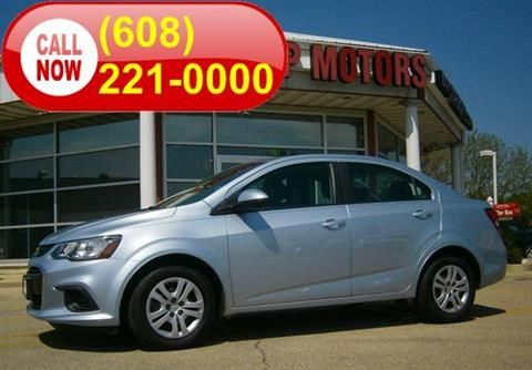 Chevrolet sonic for sale in middleton wi for Schoepp motors middleton wi