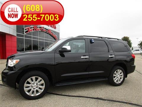 Used Toyota Sequoia For Sale In Wisconsin Carsforsale Com 174