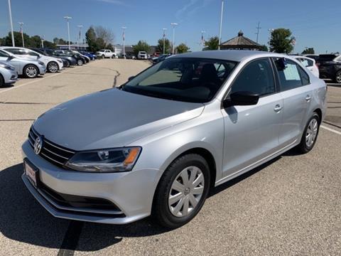 2015 Volkswagen Jetta for sale in Middleton, WI