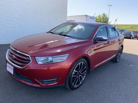 2018 Ford Taurus for sale in Middleton, WI