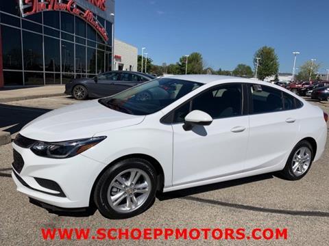 2017 Chevrolet Cruze for sale in Middleton, WI