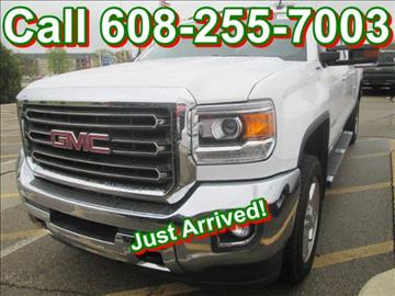 2015 GMC Sierra 2500HD for sale in Middleton, WI
