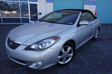 2006 Toyota Camry Solara for sale in Chantilly, VA