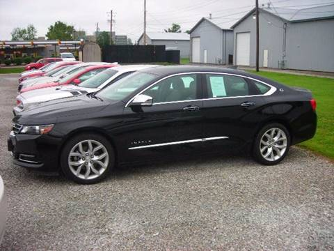 2016 Chevrolet Impala for sale in Seymour, IN