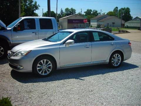 2011 Lexus ES 350 for sale in Seymour, IN