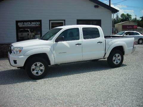 2013 Toyota Tacoma for sale in Seymour, IN