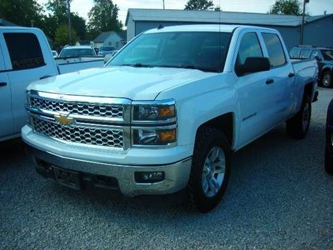 2014 Chevrolet Silverado 1500 for sale in Seymour, IN
