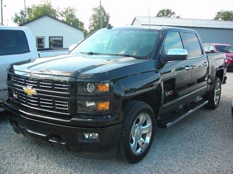 2015 Chevrolet Silverado 1500 for sale in Seymour, IN