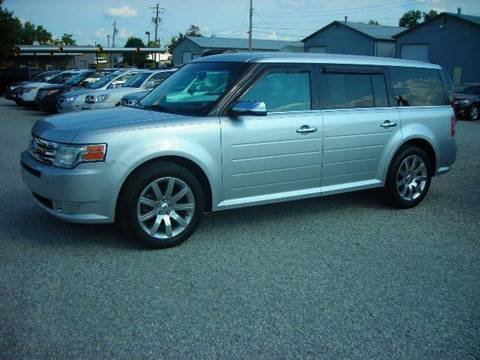 2012 Ford Flex for sale in Seymour, IN