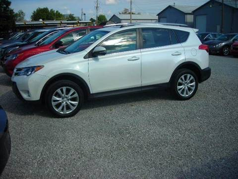 2014 Toyota RAV4 for sale in Seymour, IN