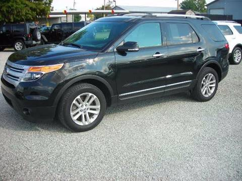 2015 Ford Explorer for sale in Seymour, IN